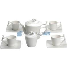 Чайный сервиз на 4 персоны «Эмоции»