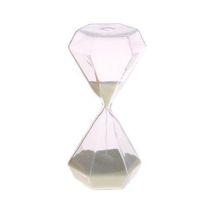Часы песочные на 5 минут Классика ребристая, микс