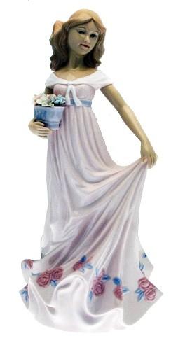 Фарфоровая статуэтка Джулия, 31 см