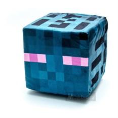 Плюшевый куб-подушка Эндермен