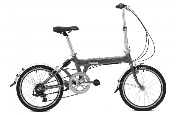 Складной велосипед Cronus Earl 2.0 (2015)