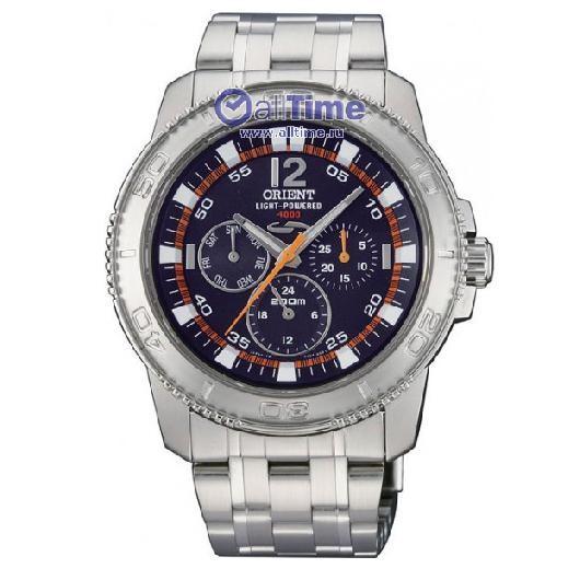 Мужские японские наручные часы Orient