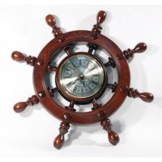 Часы Штурвал (d 45 см)
