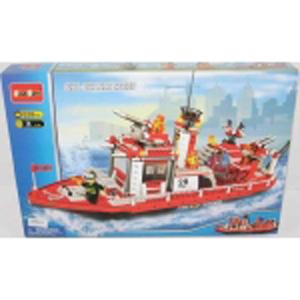 Конструктор «Пожарный корабль»