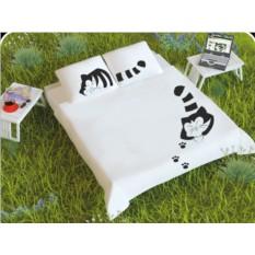 Комплект постельного белья Кот