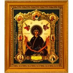 Икона Святый Пояс Пресвятой Богородицы