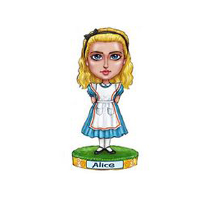 Фигурка Alice in Wonderland