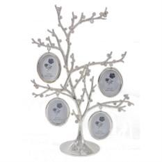 Фоторамка-дерево на 5 фото Семейное дерево