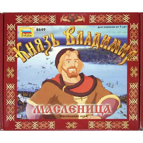 Игра «Князь Владимир»