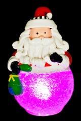 Новогодний сувенир Дед Мороз с подарками