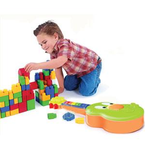 Гитара Molto с кубиками