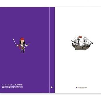 Ежедневник Jolly Roger