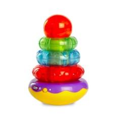 Развивающая игрушка Little Tikes Пирамидка со звуковыми эффектами