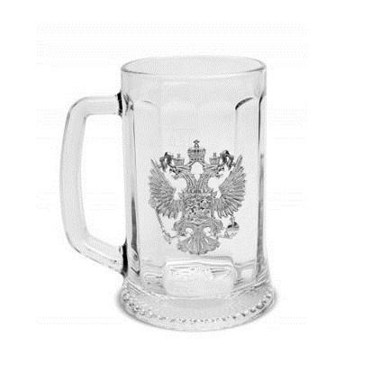 Пивная подарочная кружка Держава