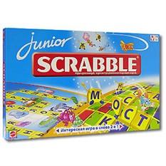 Игра настольная «Скреббл» детская