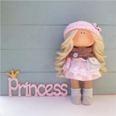Авторская интерьерная кукла Pretty Dolls