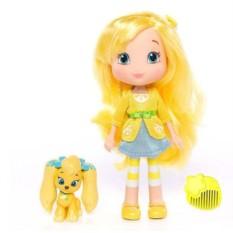 Игрушка Шарлотта Земляничка Кукла Лимона с питомцем