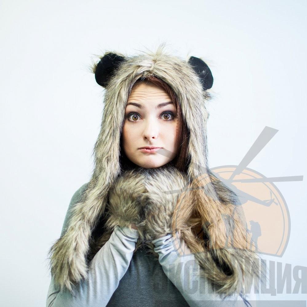 ЗвероШапка Медведь