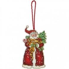 Набор для вышивания Санта