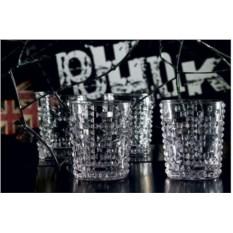 Хрустальный набор из 4 стаканов Punk