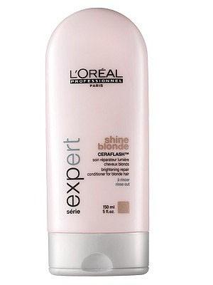 Смываемый уход для осветленных или мелированных волос