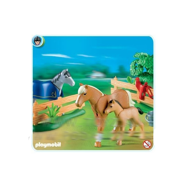 Лошадки на прогулке
