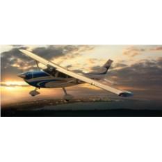 Ознакомительный полет на Cessna-182 (20 мин.)