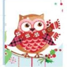 Новогодний пакет Сова