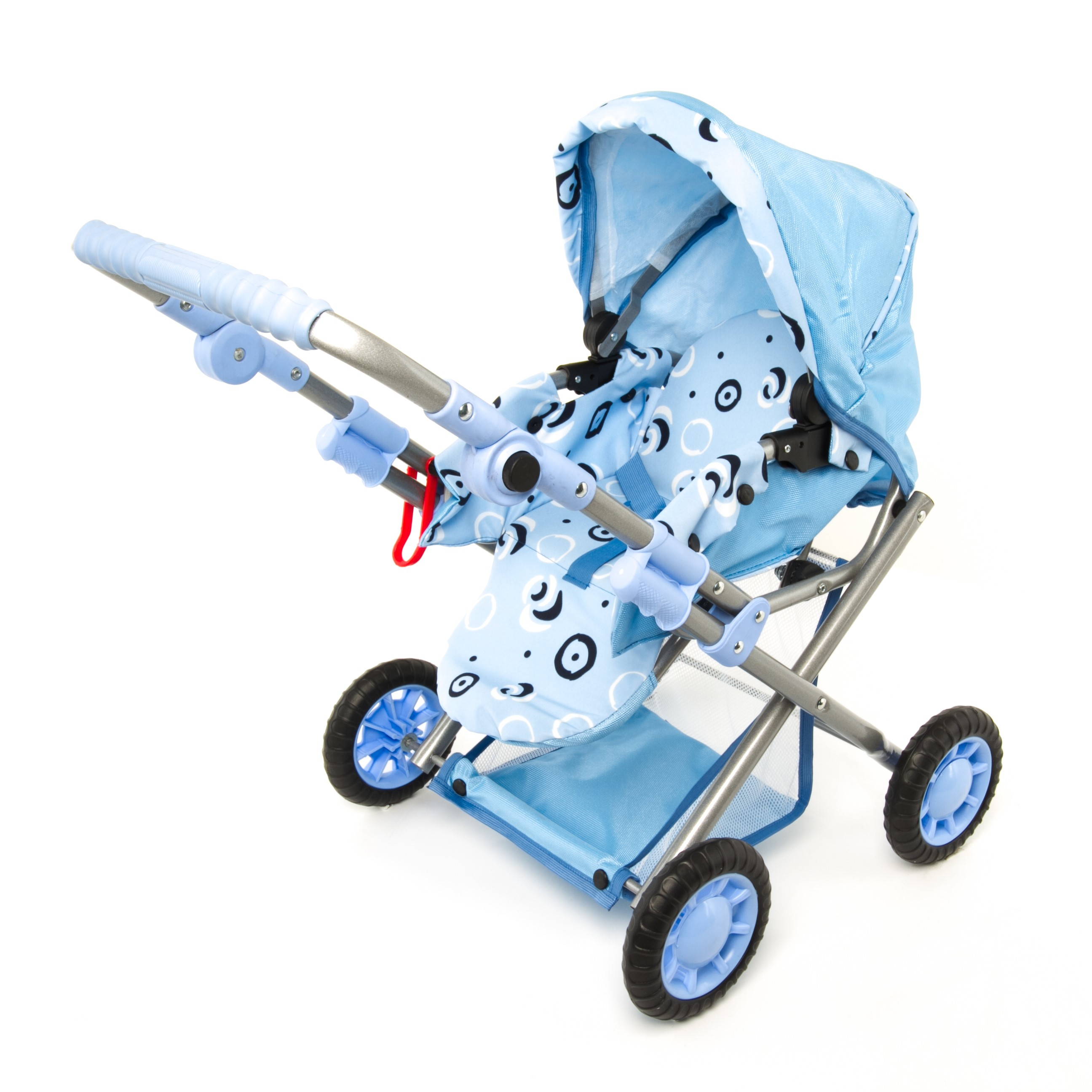 Кукольная коляска Wakart Магда