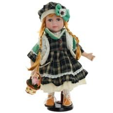Фарфоровая кукла Маруся
