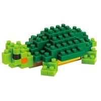 Мини-конструктор Nanoblock Красноухая черепаха