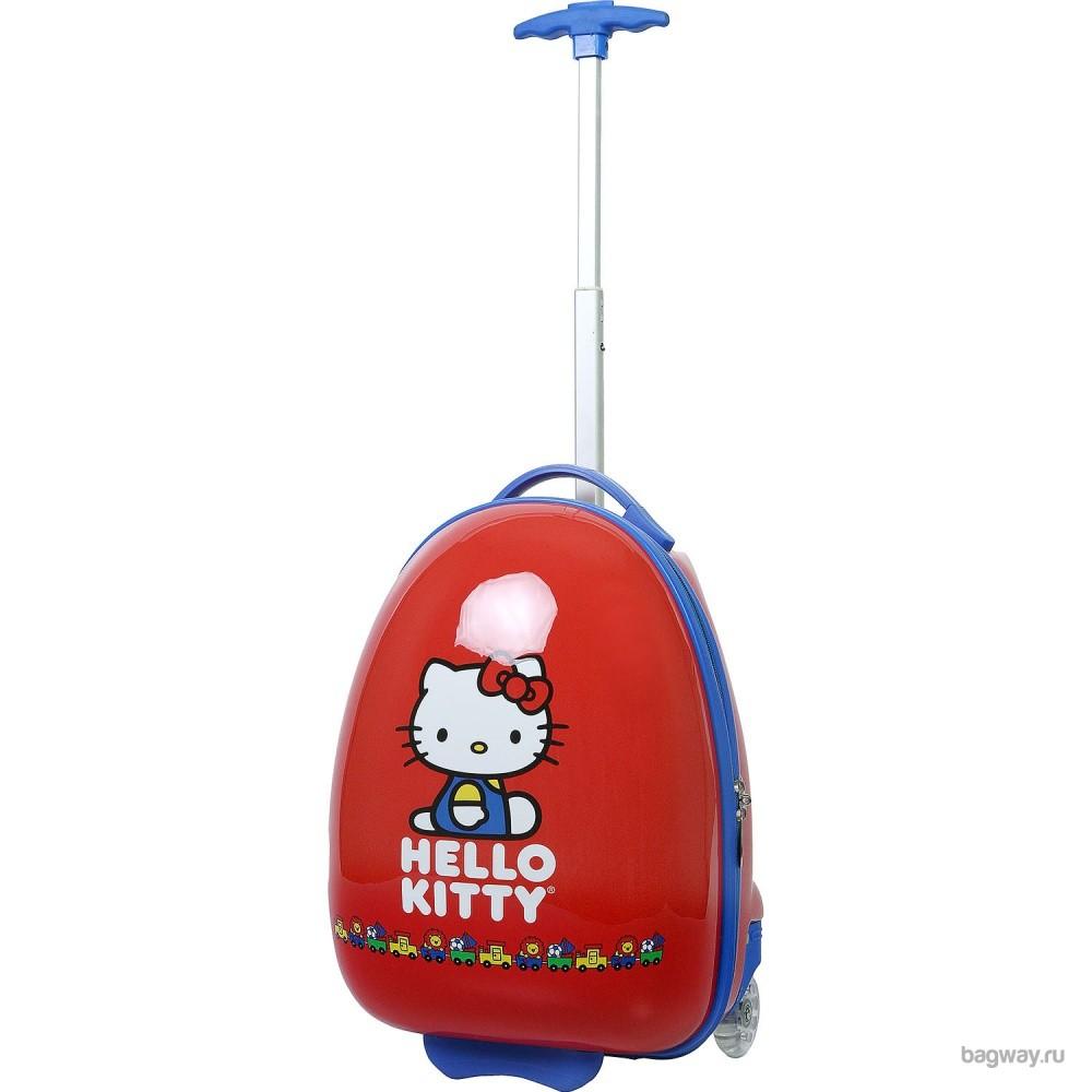 Детский чемодан Kids Luggage от Hello Kitty