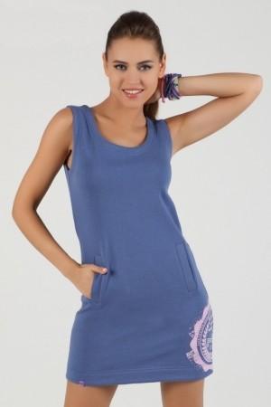 Женское домашнее платье Nic Club Liberty