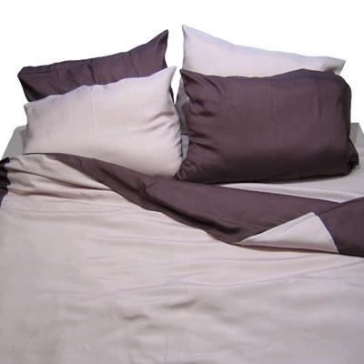 Шелковое постельное белье: Розовая дымка