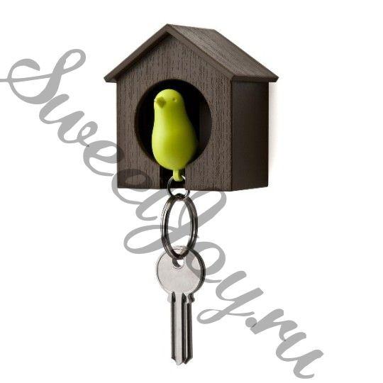 Держатель для ключей Sparrow Key Ring