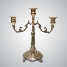 Подсвечник на 3 свечи (высота: 32 см)