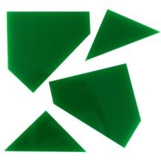 Пластиковая головоломка «Упрямоугольник-4»