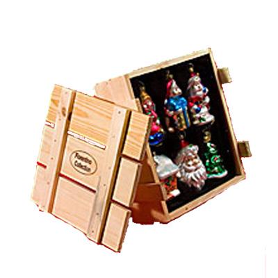 Комплект игрушек на ёлку