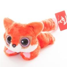 Мягкая игрушка Aurora Лисица красная лежачая (16 см)
