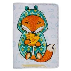 Обложка для паспорта Little Fox
