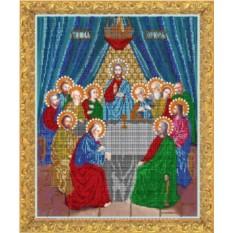 Набор для вышивания бисером Тайная Вечерия