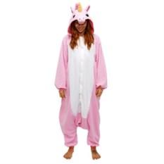 Кигуруми Радужный нежно-розовый пони