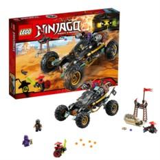 Конструктор Lego Ninjago Горный внедорожник