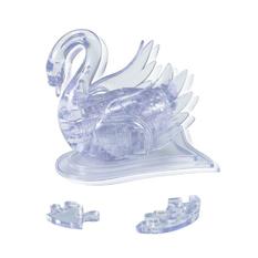 3D головоломка (пазл) «Лебедь»