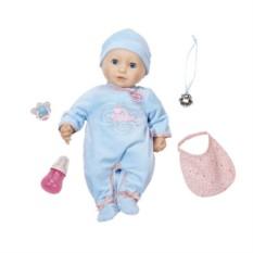 Интерактивная кукла-мальчик Zapf Creation Baby Annabell