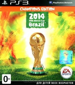Игра для PS3 2014 FIFA World Cup Brazil
