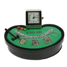 Настольные часы Покер
