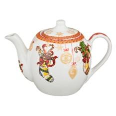 Заварочный чайник Новогодний
