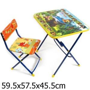 Набор детской мебели «Ловись рыбка. Маша и медведь»