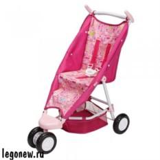 Игрушка Baby born Уютная коляска с сеткой (Zapf Creation)